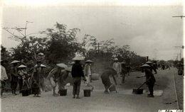 TONKIN VILLE HANOI  1926  INDOCHINE INDOCHINA   14 * 9 CM Fonds Victor FORBIN 1864-1947 - Lugares