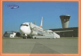 Karthago Airlines Tunisi B737.300 At Brno - 1946-....: Era Moderna