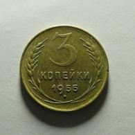 Russia 3 Kopeks 1955 - Russia