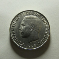 Greece 10 Drachmai 1968 - Greece