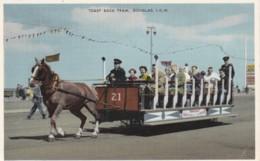 DOUGLAS -TOAST RACK TRAM - Isle Of Man