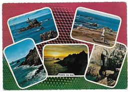 29 La Pointe Du Raz Divers Aspects (2 Scans) - La Pointe Du Raz