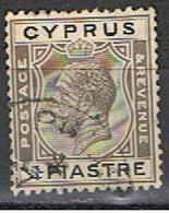 (XIP 68) CYPRUS //  YVERT 88 // 1924-28 - Chypre (...-1960)