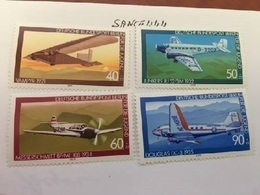 Berlin Youth Aeroplanes Mnh 1978 - [5] Berlin