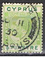 (XIP 71) CYPRUS //  YVERT 86 // 1924-28 - Chypre (...-1960)