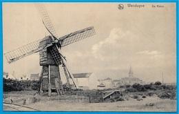 CPA Belgique Belgie WENDUINE De Molen ** Windmill Mühle Molino Moulin à Vent - Wenduine