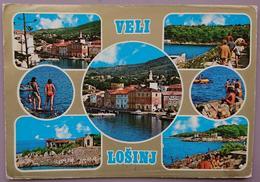 VELI LOSINJ - YUGOSLAVIA (CROATIA) - Mali Losinj 1977   Vg - Jugoslavia