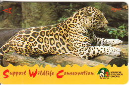 SINGAPORE(GPT) - Jaguar, CN : 94SIGB(0 With Barred), Used - Singapour