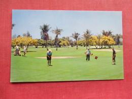 Golf  18 Hole Course    Hollywood    Florida        Ref 3349 - Golf