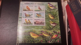 2006 Birds - Tanzania (1964-...)