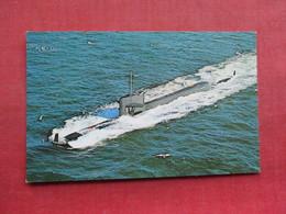 Submarine  USS Tullibee  Ref 3350 - Sous-marins