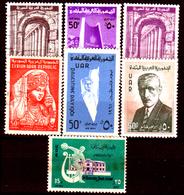 Siria-00176 - Posta Aerea 1961 (++/sg/o) MNH/NG/Used - Senza Difetti Occulti. - Siria