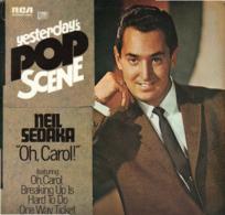 * LP *  NEIL SEDAKA - OH CAROL (YESTERDAYŚ POP SCENE) Germany 1972 EX - Rock