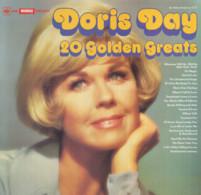 * LP *  DORIS DAY - 20 GOLDEN GREATS - Disco, Pop