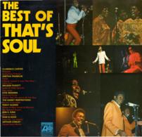 * LP *  THE BEST OF THATŚ SOUL - ARETHA FRANKLIN, WILSON PICKETT, OTIS REDDING< SAM & DAVE A.o. - Soul - R&B