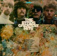 * LP *  THE BYRDS - GREATEST HITS (Holland 1967) - Country & Folk
