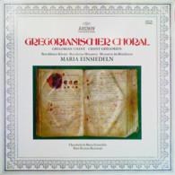 * LP *  GREGORIANISCHER CHORAL - BENEDIKTINER KLOSTER MARIA EINSIEDELN - Gospel En Religie