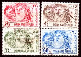 Siria-00179 - Posta Aerea 1964 (o) Used - Senza Difetti Occulti. - Siria