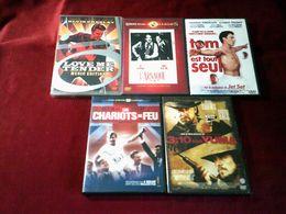 PROMO  DVD  °°  5 DVD   REF  40 /16 / 51 - DVD