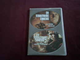 EN TERRITOIRE ENNEMI  1 ET 2  ////   2 DVD - Action, Aventure