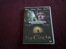 SENSATION +  THE CIRCLE   ////   2 DVD - Crime