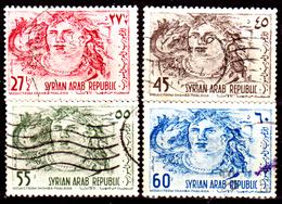 Siria-00180 - Posta Aerea 1964 (o) Used - Senza Difetti Occulti. - Siria