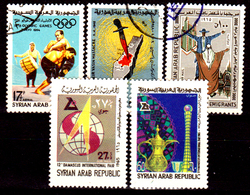 Siria-00181 - Posta Aerea 1965 (++/o) MNH/Used - Senza Difetti Occulti. - Siria