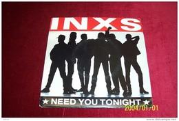 INXS  ° COLLECTION DE  5  / 45  TOURS - Colecciones Completas