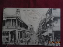 Carte De 1917 De Port Said à Destination De Marseille  (cachet Requisition) - 1915-1921 Protectorat Britannique