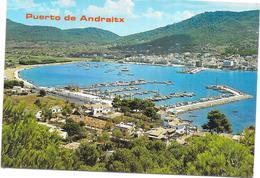 PUERTO DE ANDRAITX - ESPAGNE - Mallorca - 14/05/2019 - - Mallorca
