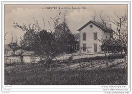 47) LOUGRATTE (LOT ET GARONNE) ECOLE DES FILLES - France