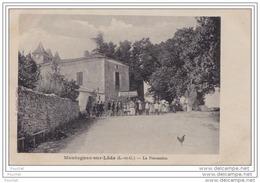 47) MONTAGNAC SUR LEDE (Lot Et Garonne) La Procession - France