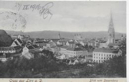 AK 0236  Linz An Der Donau - Blick Vom Bauernberg / Verlag Schleich Nachf. Um 1906 - Linz