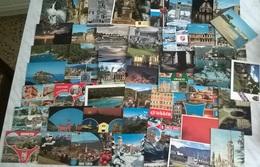 50 CART. MONDO (329) - Cartoline