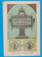 RELIQUARIO DEL S. VELO DELLA B. VERGINE - Images Religieuses