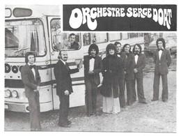 Orchestre Serge Doat - Singers & Musicians
