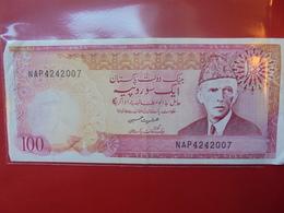 PAKISTAN 100 RUPEES CIRCULER - Pakistan
