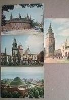 4 CART.  KRAKOV  (344) - Polonia