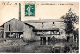 58 - DORNECY - Le Moulin - Autres Communes