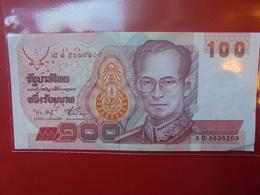THAILANDE 100 BAHT 1994 CIRCULER - Thailand