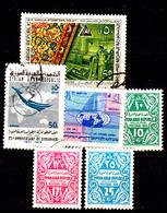 Siria-00193 - Posta Aerea 1965 - 1972 (++/o) MNH/Used - Senza Difetti Occulti. - Siria