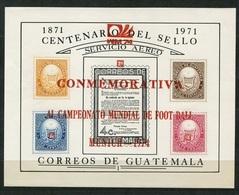 Guatemala - Michel Block 15 B - ** Mnh Neuf Postfris - Coppa Del Mondo