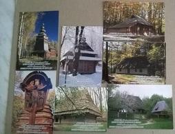 7  CART.  LUJU MUSEUM OF LOCAL ARCHITECTURE AND RURAL LIFE  (354) - Cartoline