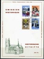 (B) Historische Uitgifte 1448/1451 FDC - 1968 - Cartes Souvenir