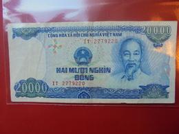 VIETNAM (NORD) 20.000 DÔNG 1991 CIRCULER - Viêt-Nam