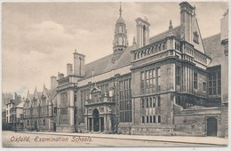 Cpa Angletaire Oxford Examination Schools - Oxford