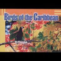 ST.VINCENT-BEQUIA 2003 - Scott# 327 S/S Birds MNH - St.Vincent & Grenadines
