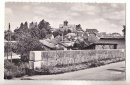 SAINT YRIEIX EN HAUTE VIENNE  PONT  LAS BORDAS   CPA  CIRCULEE - Saint Yrieix La Perche