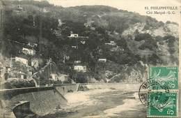Algérie  :  Skikda (  Philippeville ) Cité Marqué    Réf 6387 - Skikda (Philippeville)