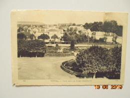 Vittel. Vue Sur Le Parc Madelon. LL 88 Postmarked 1912 - Vittel Contrexeville
